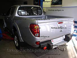Фаркоп Mitsubishi L200 Long с 2013 г.