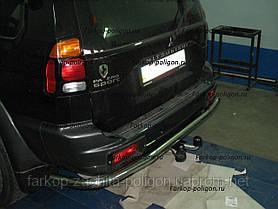 Фаркоп Mitsubishi Pajero Sport с 1998-2008 г.