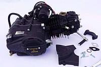 Двигатель Актив Дельта Альфа 125 см3 полуавтомат d 54мм  Japan Technology