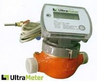 """Счетчик тепла механический UltraMeter-M 3/4"""" DN 20 + M-Bus, компактный квартирный"""