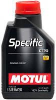 Масло моторное 5W30 Specific (1л) RENAULT RN0720 MOTUL 102208