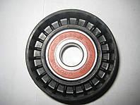 Ролик натяжителя ремня генератора Лачетти, Авео 1,6  grog Корея 25184786