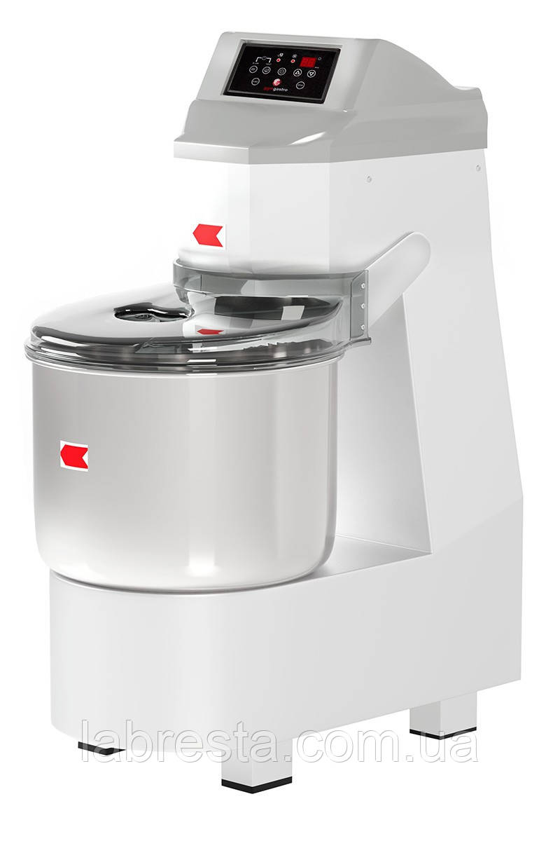 Тістоміс пекарський GGM STKME60, 60 літрів, варіатор швидкості, електроніка