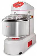 Тестомес пекарский LP Group VIS60 + решетка из нерж. стали + ЭПУ , 117 литров, автоматика