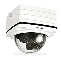 Наружная купольная IP-камера Qihan QH-NV331-P, 1,3Mpix // QH-NV331-P