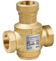 """Термический клапан Afriso ATV 556 (60°С, Rp 1 1/4"""") трехходовой"""