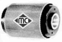 Сайлентблок рессоры Transit 91-00 (задний) METALCAUCHO 02801 на FORD TRANSIT автобус (V_ _)