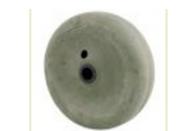 Круг металлический