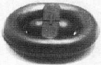 Резинка крепления глушителя VW Golf I | Golf II METALCAUCHO 00497 на VW CARIBE I (17)