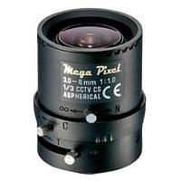 Мегапиксельный объектив с ручной диафрагмой Tamron M13VM308 // M13VM308