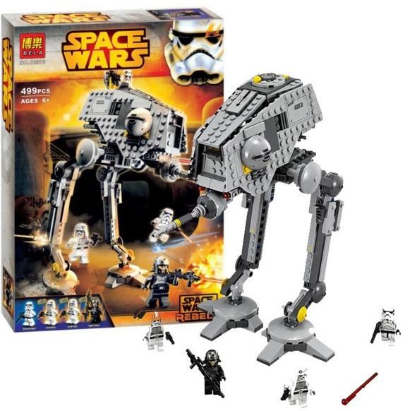 Конструктор Звездные Войны 10376 Bela Space Wars Шагоход AT-DP (аналог Lego Star Wars 75083)