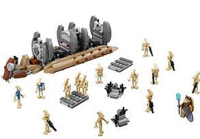 Конструктор Bela Space Wars 10374 Перевозчик войск дроидов для сражений (аналог Lego Star Wars 75086), фото 3