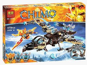 Конструктор Bela серия Chimo 10353 Небесный мусорщик Вультрикса (аналог Lego Legends of Chima 70228), фото 2
