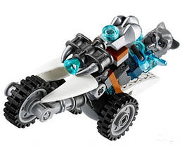 Конструктор Bela серия Chimo 10293 Нападение Сэра Фангара (аналог Lego Legends of Chima 70143), фото 2