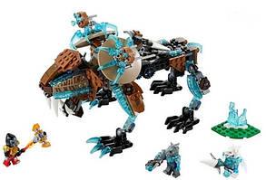 Конструктор Bela серия Chimo 10293 Нападение Сэра Фангара (аналог Lego Legends of Chima 70143), фото 3