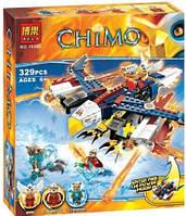 Конструктор Bela серия Chimo 10292 Летающий орёл Эрис (аналог Lego Legends of Chima 70142)