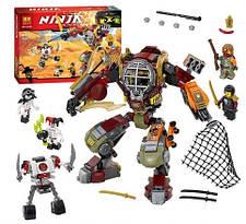 Конструктор Bela серия NINJA / Ниндзя 10525 Робот Ронина (аналог Lego Ninjago 70592), фото 2
