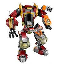 Конструктор Bela серия NINJA / Ниндзя 10525 Робот Ронина (аналог Lego Ninjago 70592), фото 3