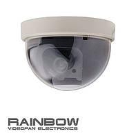 Купольная цветная камера видеонаблюдения TCD-SH420C