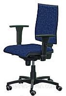 Кресло Маск LB (низкая спинка) ткань А - 23 синий