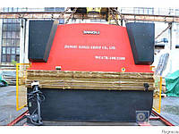 Yangli WC 67 K 100/3200 Гидравлический гибочный пресс Листогиб Кромкогиб
