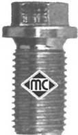 Маслосливная пробка MB ОМ601-603 METALCAUCHO 00857 на MERCEDES-BENZ 190 седан (W201)
