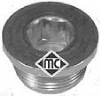Маслосливная пробка MB (26x1.5x14) METALCAUCHO 04888 на MERCEDES-BENZ PONTON седан (W120)