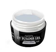 Однофазный строительный гель Naomi UV Builder Gel Clear 1-Phase, 28 г.