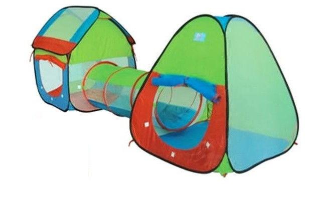 Детская игровая палатка c переходом A999-143