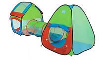 Детская игровая палатка (c переходом) A999-143