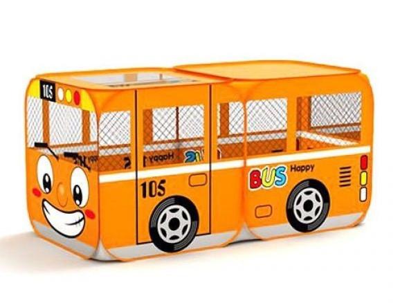 Дитячий ігровий намет M 1183 Веселий автобус