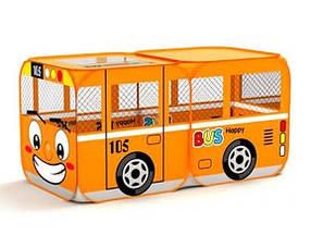 Детская игровая палатка M 1183 Веселый автобус