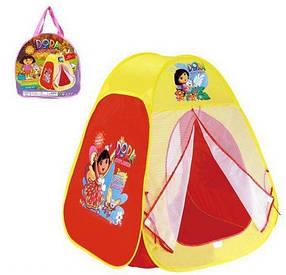 Детская игровая палатка 813S Дора
