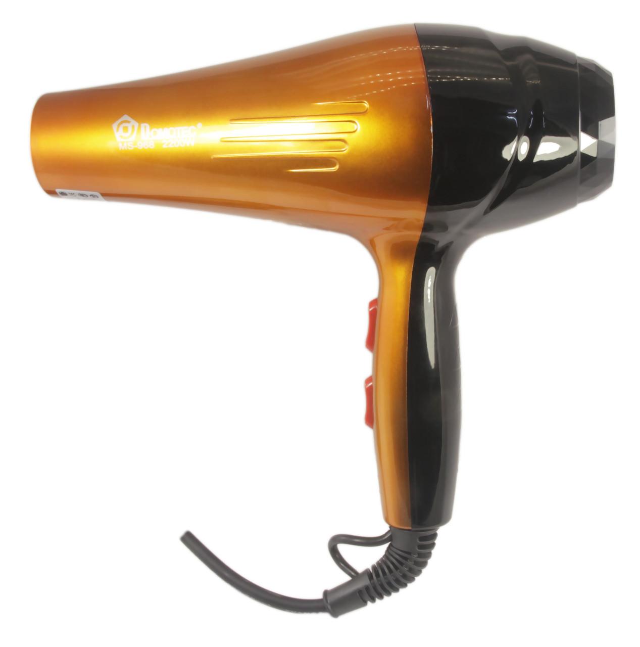Фен для волос Domotec Professional MS-968