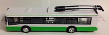 Игрушка Троллейбус (Автобус) 9690 ABCD инерционный Автопром. Свет, Звук, Двери открываются, фото 2