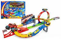 Игровой набор Трек Вспыш 828-54 с трамплином