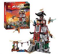 Конструктор Bela серия Ninja / Ниндзя 10528 Осада маяка (аналог Lego Ninjago 70594)