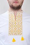 Мужская вышатая футболка на короткий рукав , фото 2