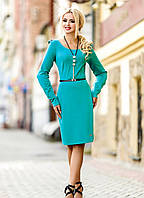 Женские весенние платья