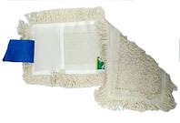 МОП универсальный (вкладыш) с карманами и с отворотами  для уборки пола 40 см. NZS028WP.