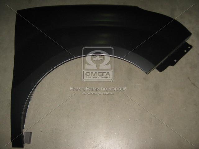 Крыло переднее правое FIAT DOBLO (Фиат Добло) 2010- (пр-во TEMPEST)