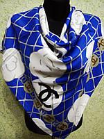 Платок S Шанель шёлк