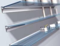 Профиль для полок под светодиодную ленту PL014 8мм