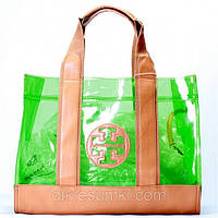 Женская сумка Tory Burch зеленая