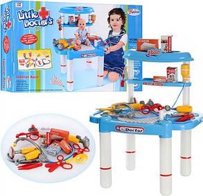 Ігровий набір Доктор зі столиком і поличками 008-03, фото 2