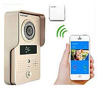Беспроводный домофон со считывателем PoliceCam WI-FI 602A // WI-FI602A
