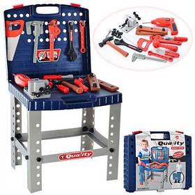 Набор инструментов 008-21 в чемодане. чемодан раскладывается в стол. дрель Жужжит и вращается