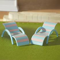 Набор пляжной мебели Happy Family 012-12B (аналог Sylvanian Families), фото 3