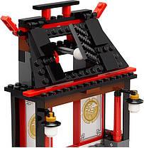 Конструктор Lele 79349 Ниндзяго Боевая площадка для аэроджитцу (аналог Lego Ninjago 70590), фото 3