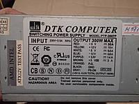 Блок питания DTK PTP-3007P 300W 80FAN